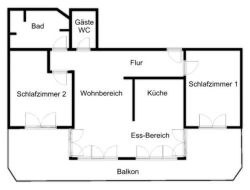Grundriss-Hochtalblick